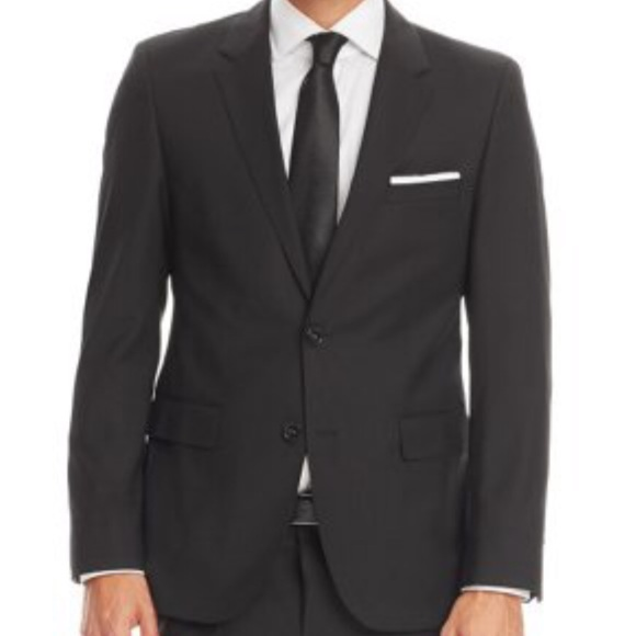 799c92d19 Hugo Boss Suits & Blazers | Hugobossthejames4sharp6100woolblack ...